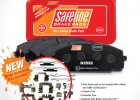 Safeline Brake Pads launch brake accessory kits